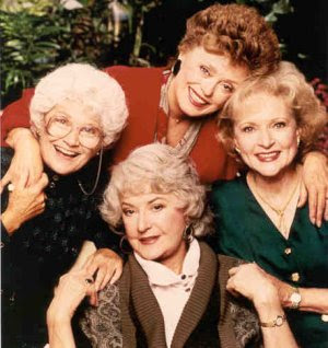 """The Golden Girls"" (1985-1992)"