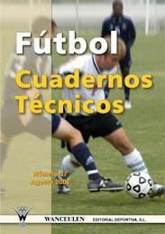 Cuaderno técnico fútbol