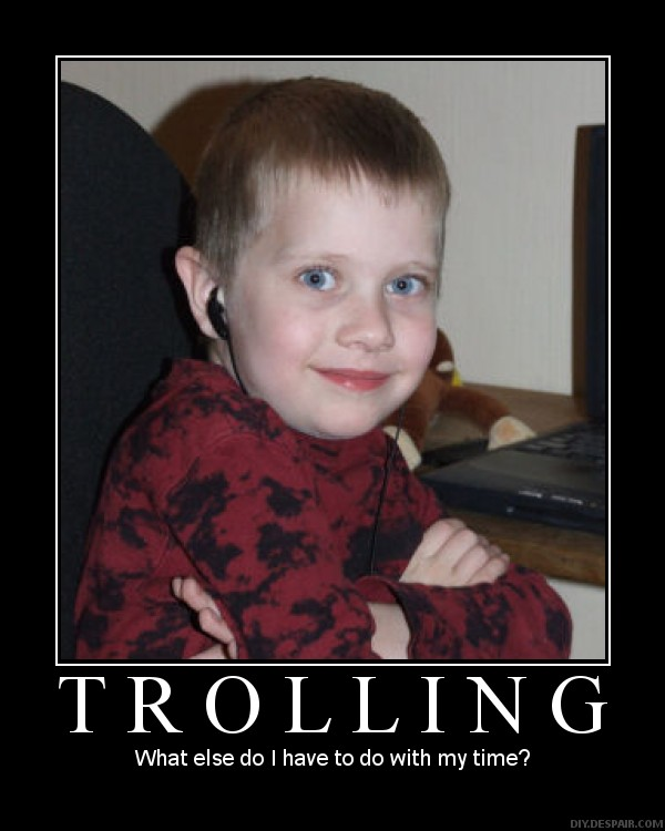 trolling