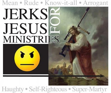A Jerks For Jesus Ministry