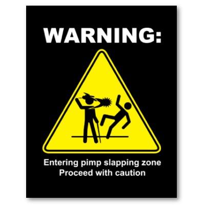 Warehouse Rap Battle Pimp_slap_zone_poster-p228457345358920128tdcp_400