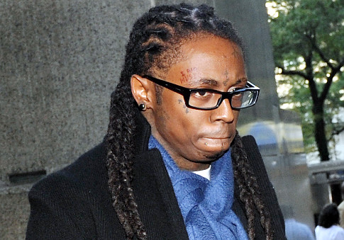 When Lil' Wayne goes to jail. Sonny Sandoval dreadlocks hairstyles image.