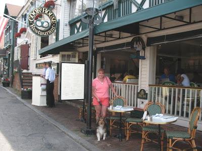 Dog Friendly Restaurants Bowen Island