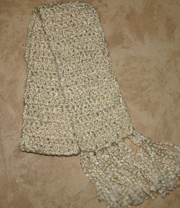 CROCHET PATTERN SCARF SIMPLE - Crochet Club