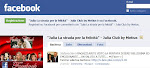 Julia su Facebook