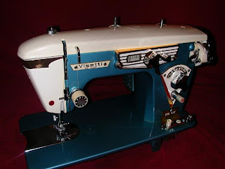 visetti sewing machine manual