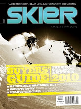 Skier Cover