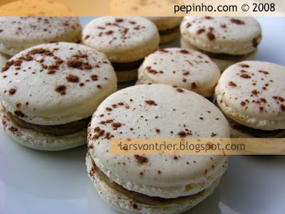 Macarons de caf