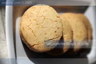 Mantecados praliné