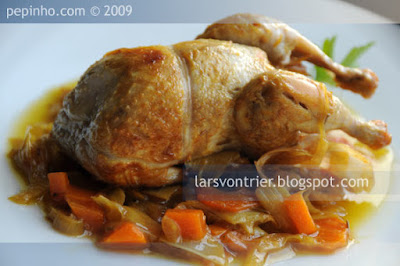 Codornices en escabeche