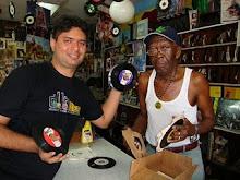 RUBINHO STAR NA JAMAICA COMPRANDO DISCOS
