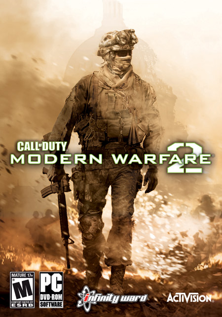 call of duty modern warfare 2 cover ps3. call of duty modern warfare 2