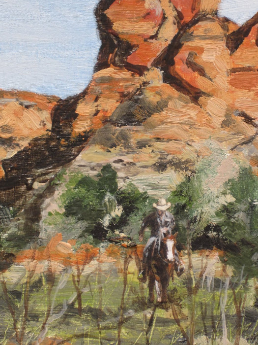 'An Australian Stockman in the NT'
