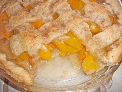 Old Fashioned Peach Cobbler + Butter Crust Recipe | Divas Can Cook