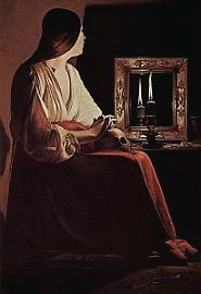 The Penitent Magdalen