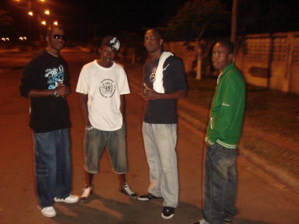 Armas Negras Boys 2009