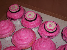 Pampered Pink CupCakes