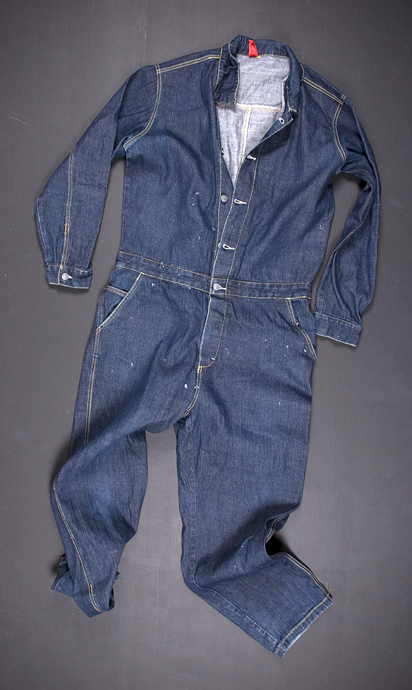 Cheap Monday Coverall | MHP's DENIM PROJECTS