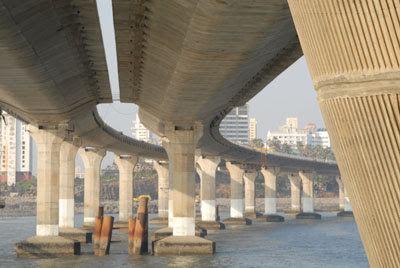 Bandra Worli Sealink Pictures