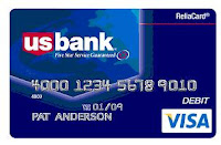 ReliaCard visa by U.S. Bank - www.reliacard.com Login