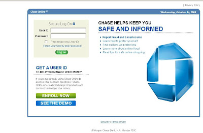 Chase Credit Card Sign In
