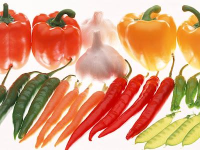 Fresh Desktop High Definition Vegetables Wallpapers