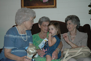 Great grandma and Catherine Grace
