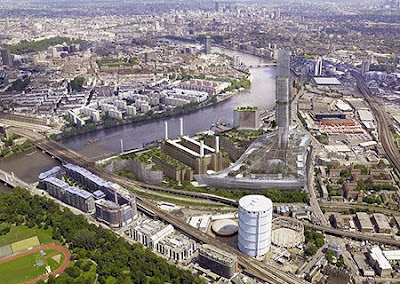 Battersea ,Grand Designs at London