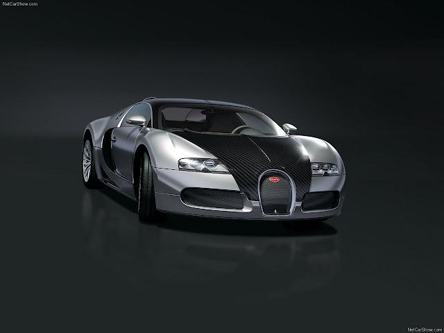 2007 Bugatti Veyron Pur Sang