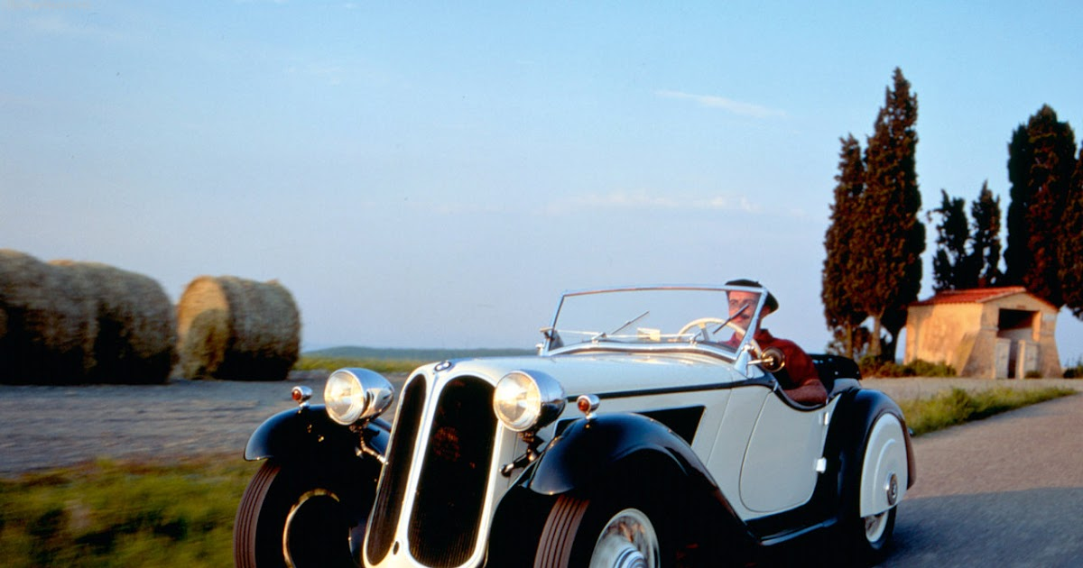 Car Show Gallery & Pictures: 1935 BMW 315-1 Roadster