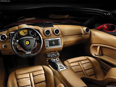 2009 Ferrari California. Ferrari Auto Car: 2009 Ferrari