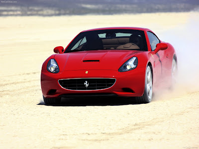 Racing Auto Transmssions Companys California on Ferrari Auto Car  2009 Ferrari California