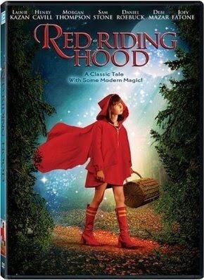 Filme PosterChapeuzinho Vermelho do Século XXI DVDRip Dual Audio