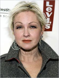 Cyndi Lauper Treats Stranded