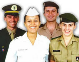 Documentos para alistamento militar