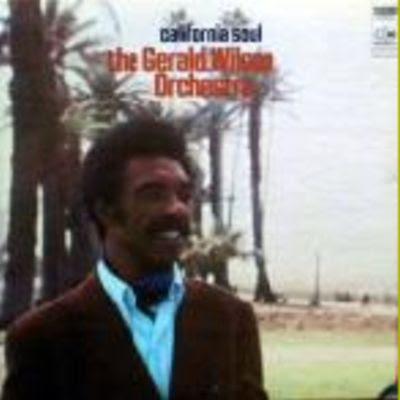 GERALD WILSON - CALIFORNIA SOUL  1968