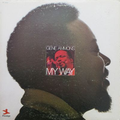 GENE AMMONS - MY WAY  1970