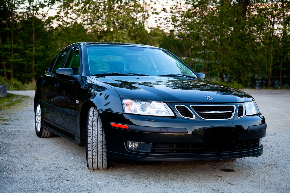 2003 Saab 93 2.0 Turbo for sale: This 2003 Saab 93 2.0 Turbo WAS for SALE