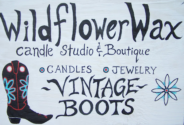 Wildflower Wax Candle Studio