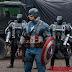 """""""Capitão América - O Primeiro Vingador""""- Nova foto do uniforme."""