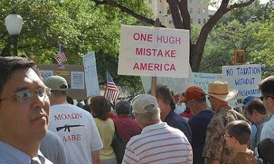 One hugh mistake America