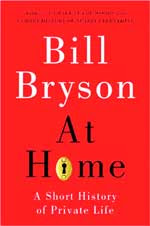 Cover of Bill Bryson's book At Home