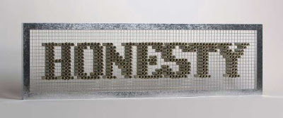 Honesty sculpture/art
