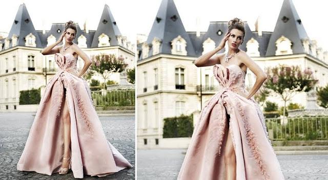 Resim3 1 horz - Dior'dan Be� Harika Balo Elbisesi