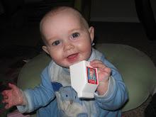 Evan 6 Months
