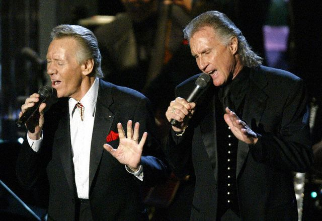 Bill Medley, surviving member of the Righteous Brothers, is 70 today