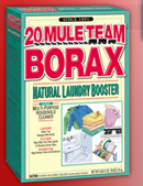 UPDATED: Suddenly Frugal Seal of Approval–Borax