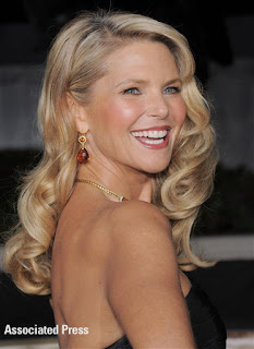 Christie Brinkly ... she will never age