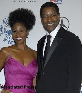 Denzel Washington's hair