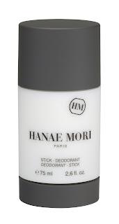 Hanae Mori Parfums HM long-lasting, non-alcohol stick deodorant for men